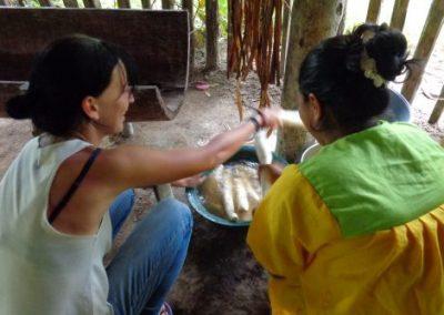 Siona Community, Cuyabeno, Ecuador