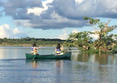 Bamboo Amazon Tours, Cuyabeno, Ecuador