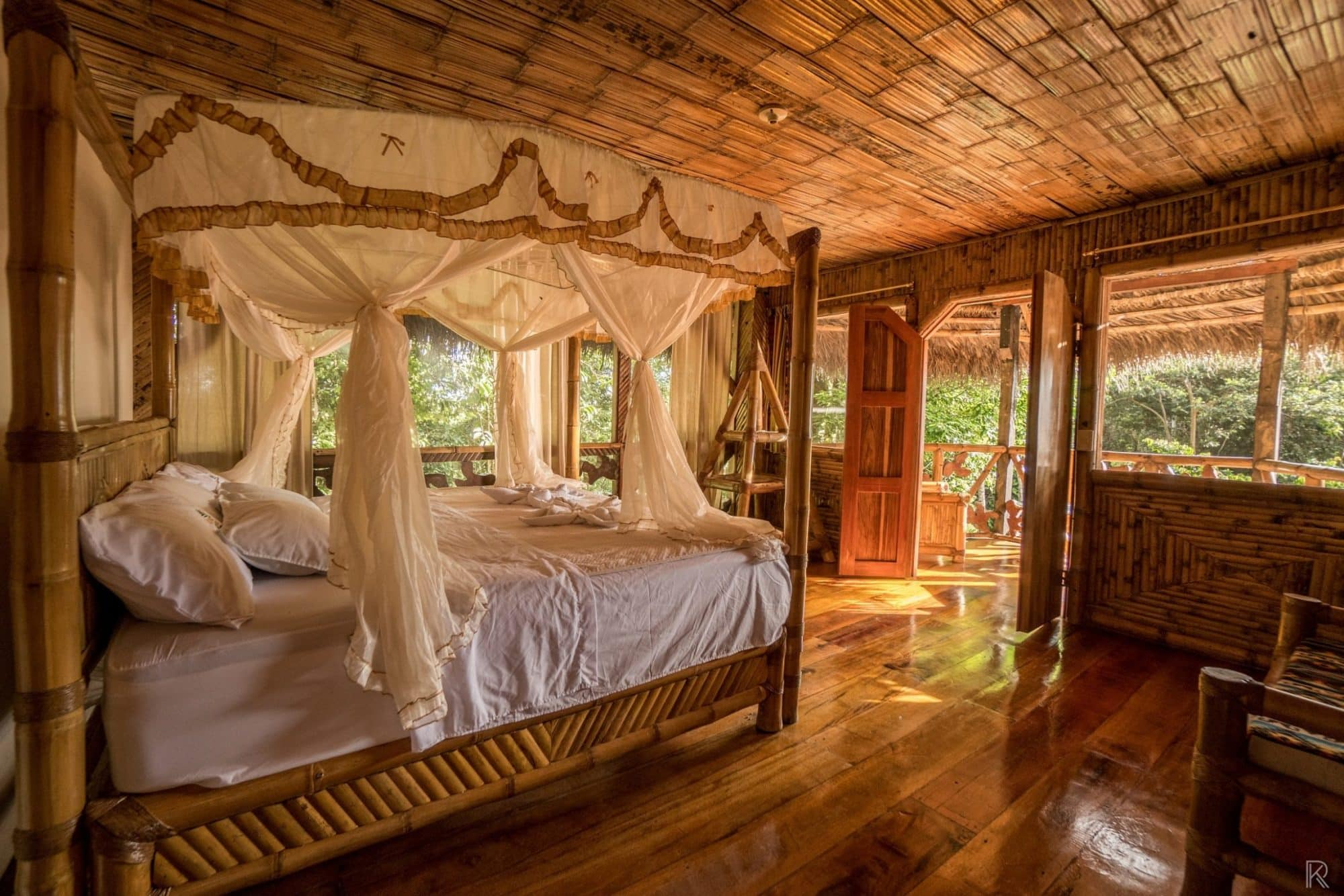 Bamboo Lodge Suite Cuyabeno