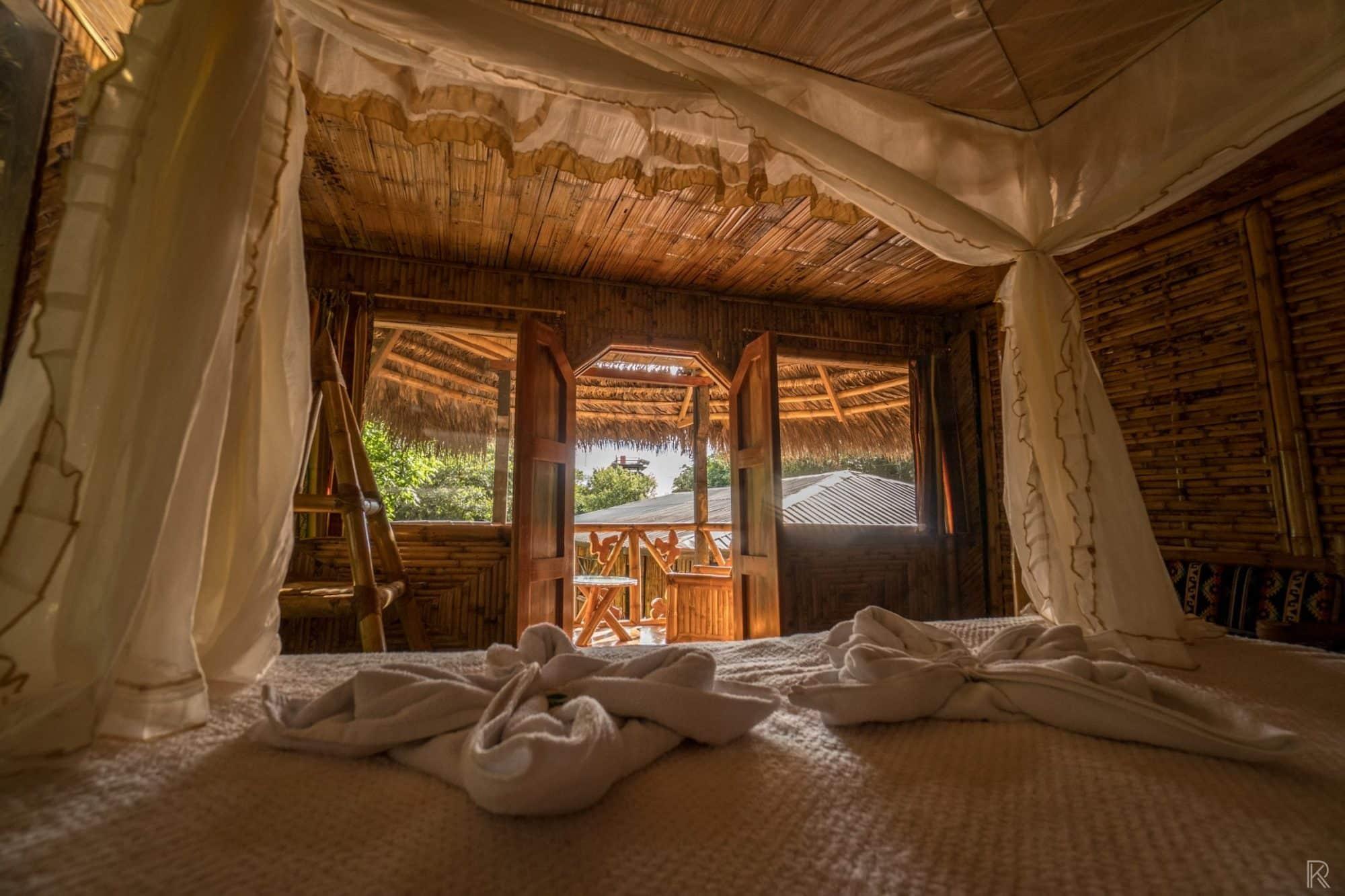 Bamboo Lodge suite cuyabeno ecuador