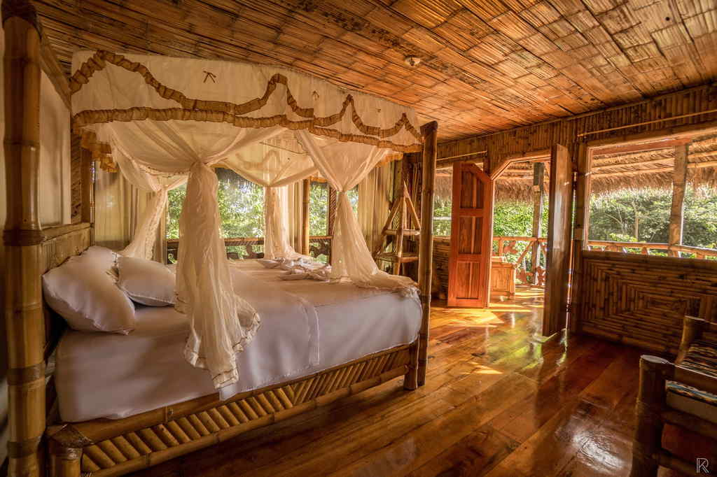 Bamboo Lodge Suite Cuyabeno