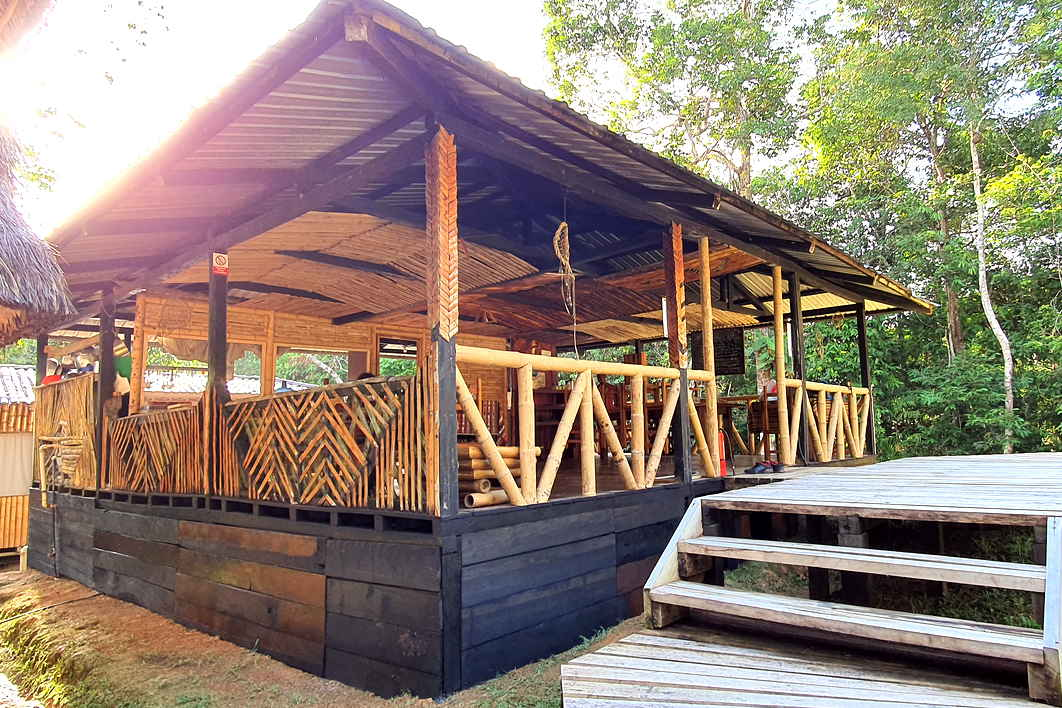 Bamboo Lodge, Cuyabeno, Ecuador