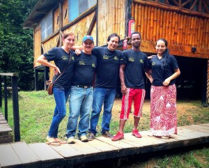 Bamboo Lodge Team